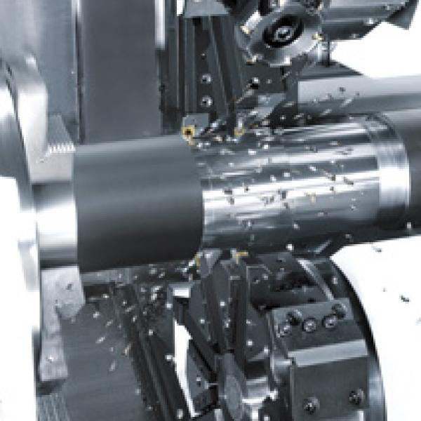 Manufacturing new spindles in Europe